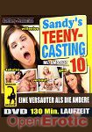 Sandys Teeny-Casting Nr. 10 (QUA) (Muschi Movie)